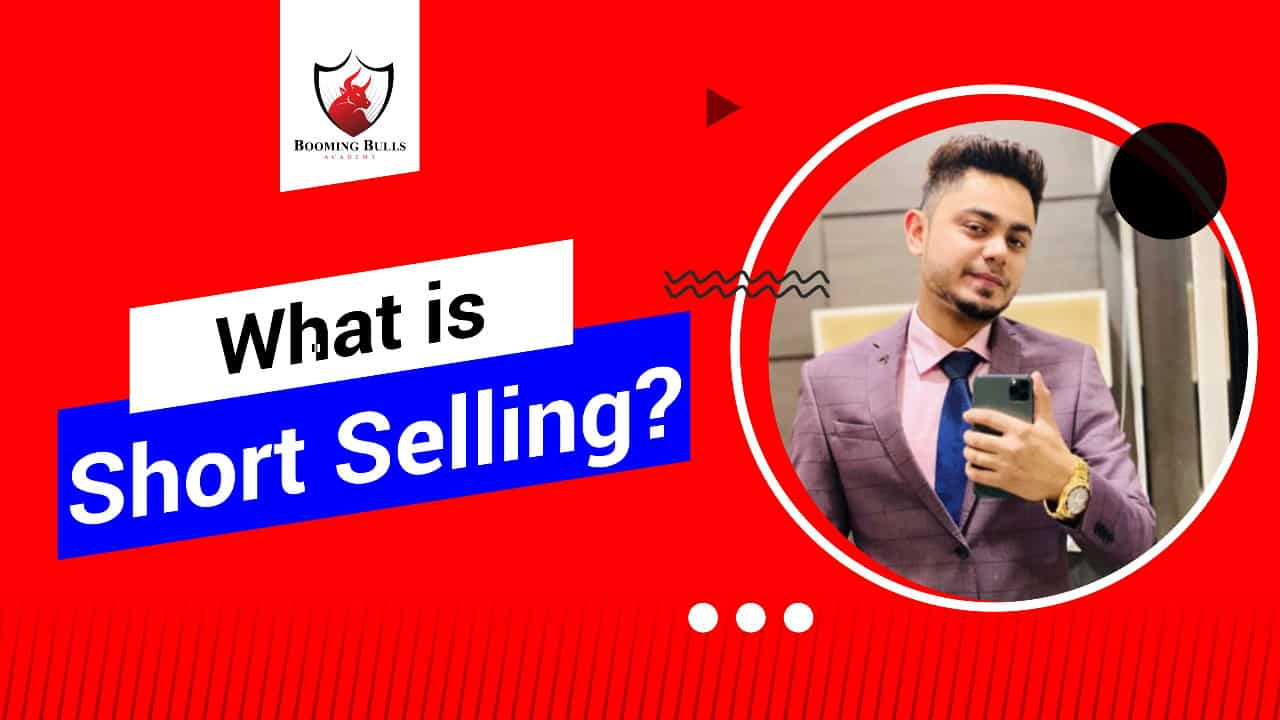 How to Earn Money with short selling technique by Mr. Anish Singh Thakur