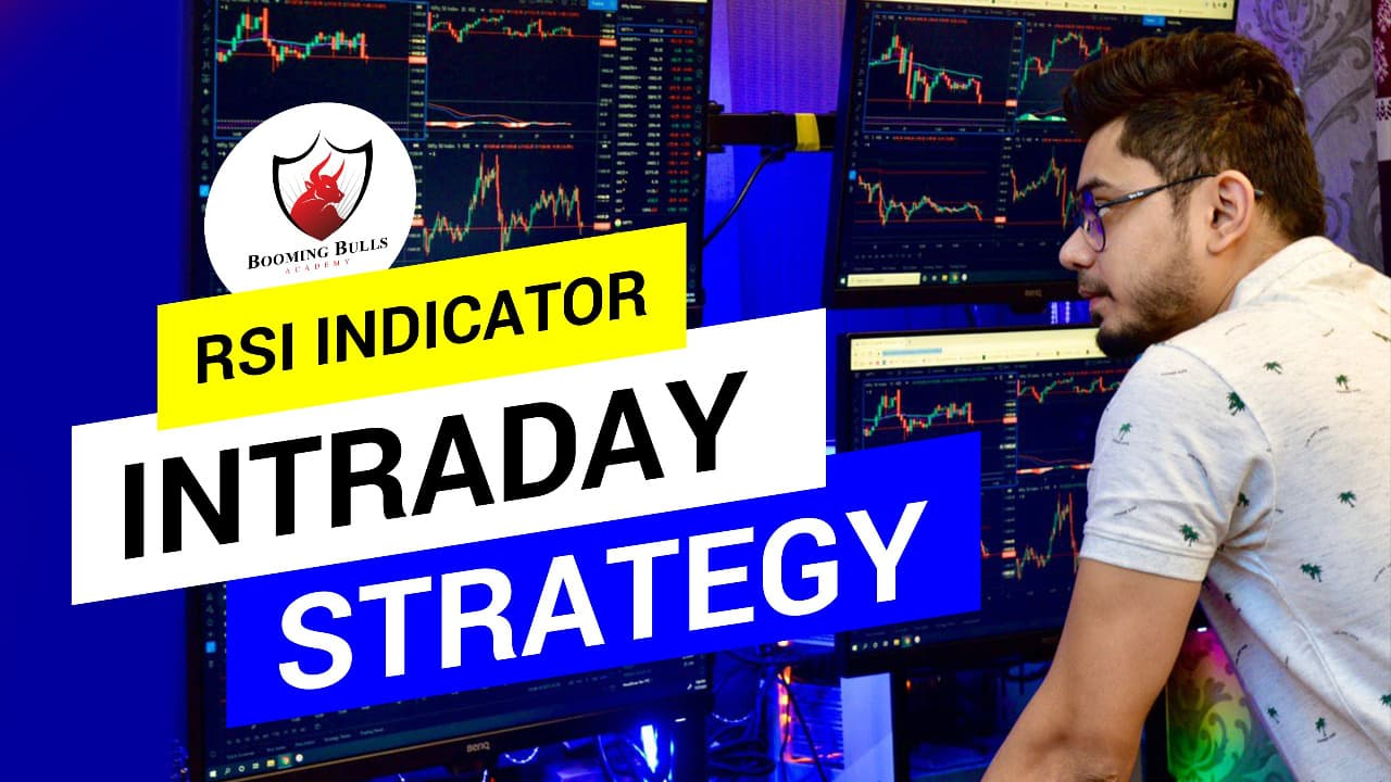 RSI Intraday Strategy | Anish Singh Thakur | Best Indicator for Intraday