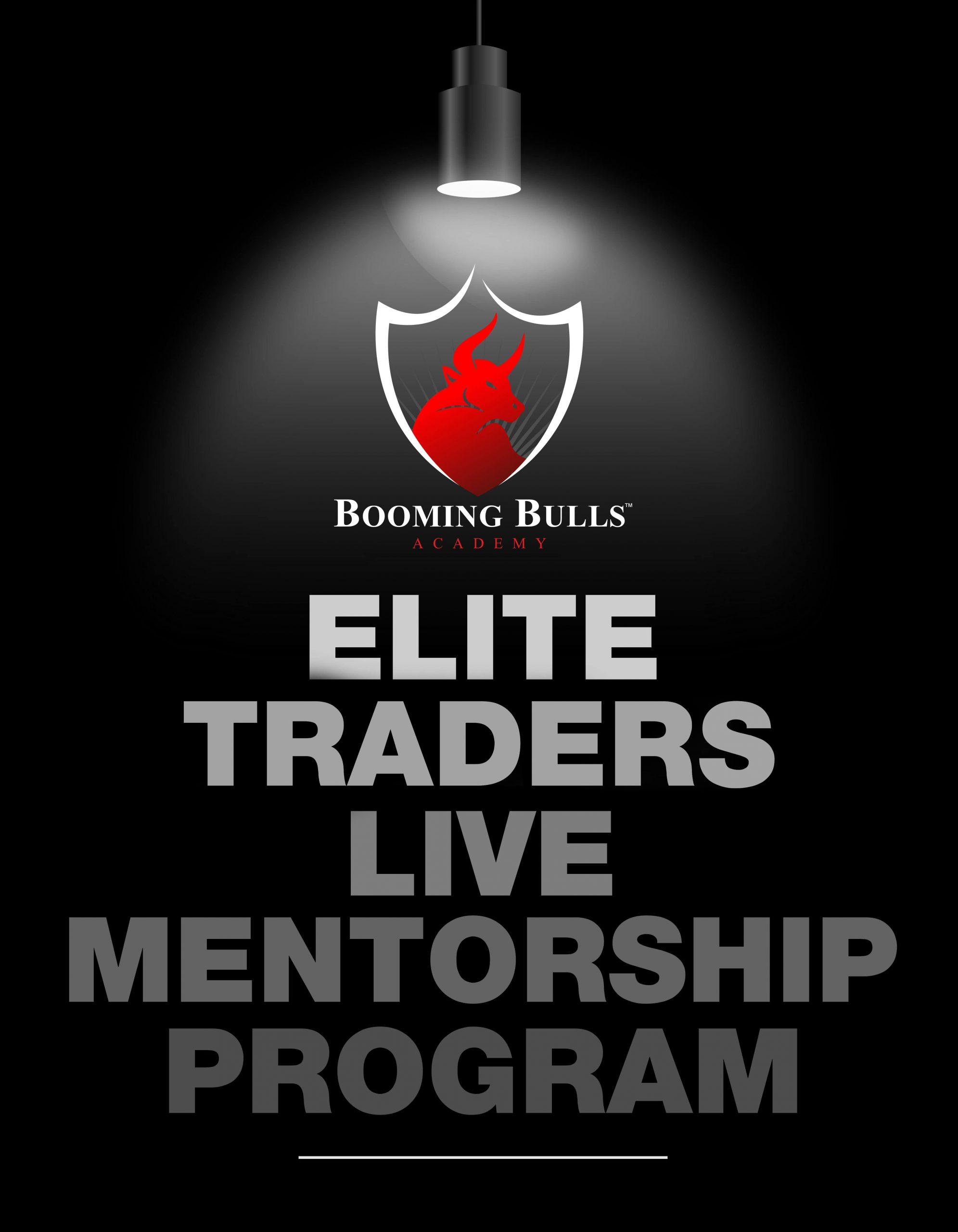 Elite Traders Live Mentorship Program