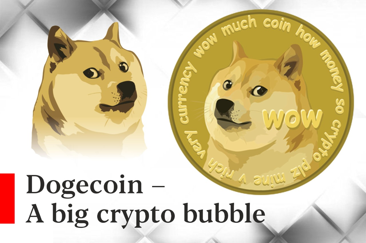 Dogecoin – A big crypto bubble