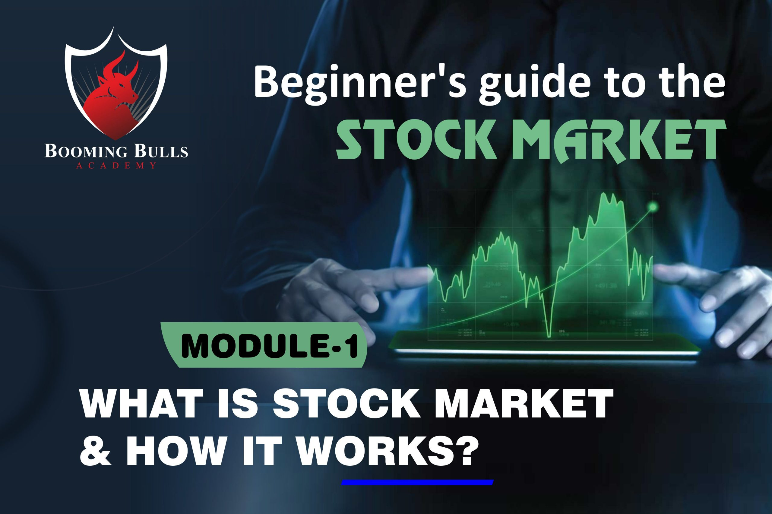 Best Beginner's Guide to the Stock Market | Module 1 | What is a Stock Market & How it works?