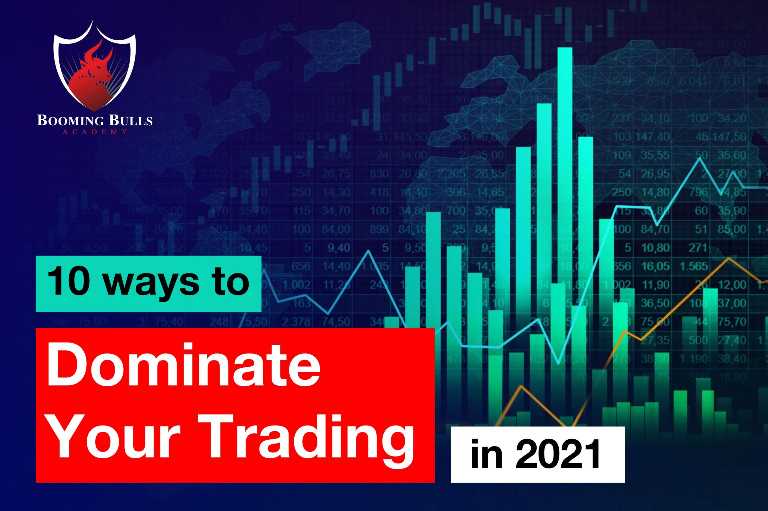 10 Ways To Dominate Your Trading in 2021