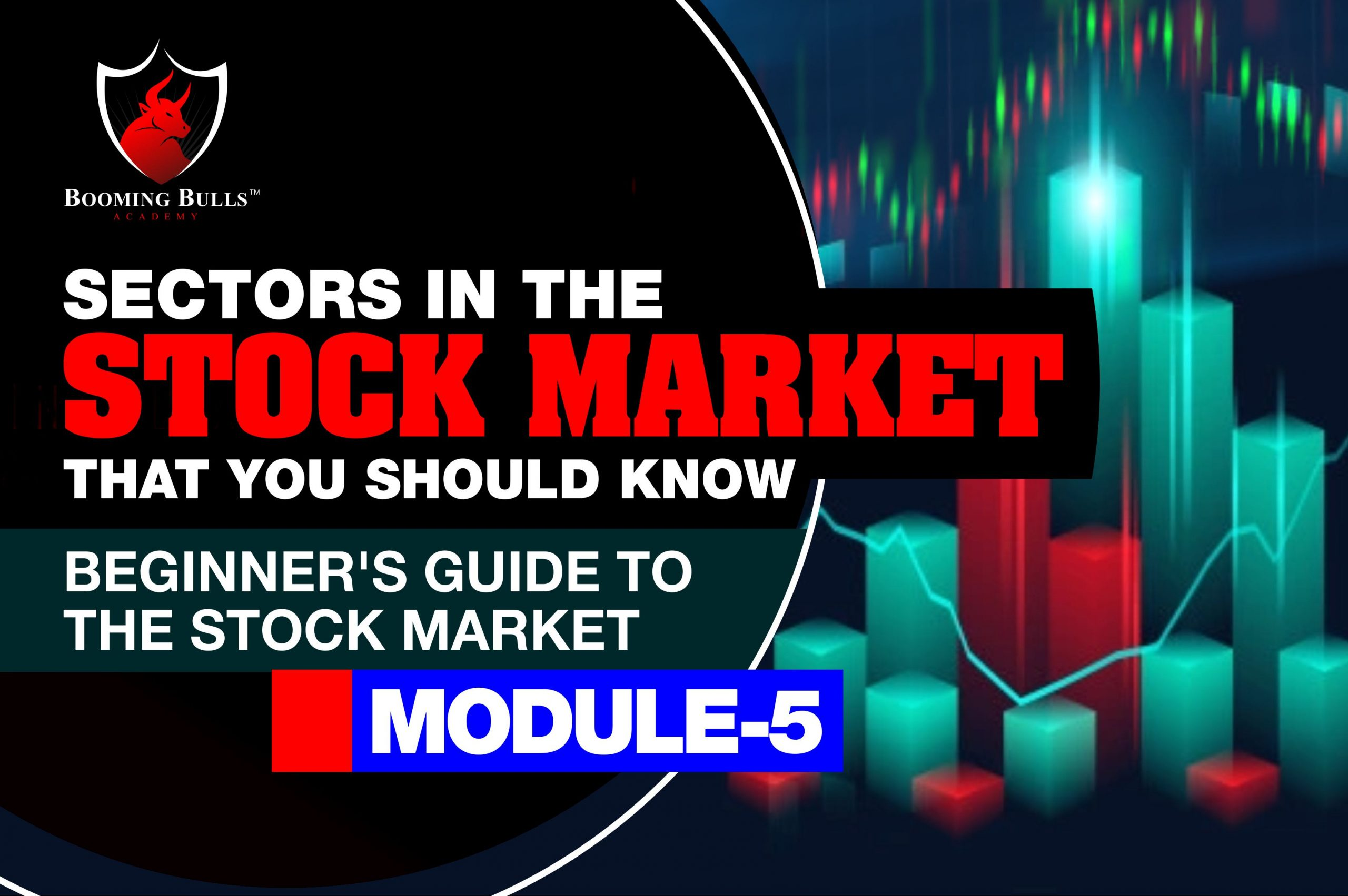 Sectors In The Stock Market That You Should Know | Beginner's Guide To The Stock Market | Module 5