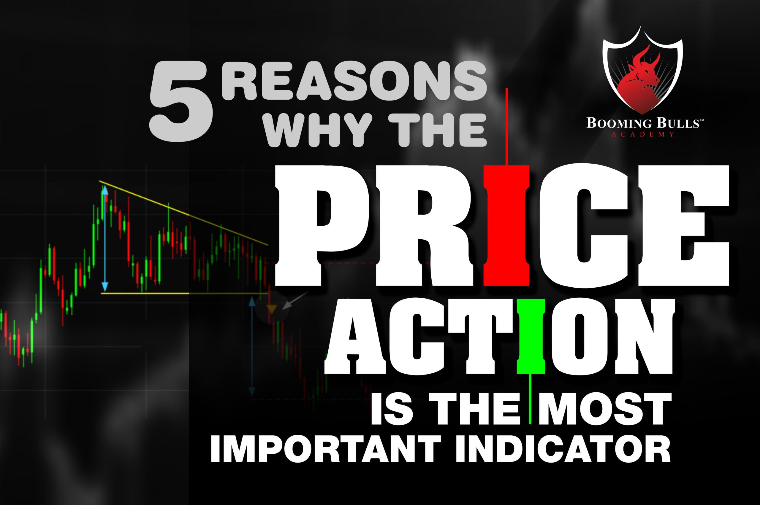 5 Reasons Why The Price Action Is The Most Important Indicator